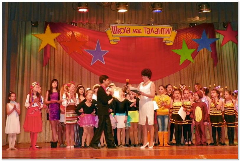 Номера на конкурс талантов в школе